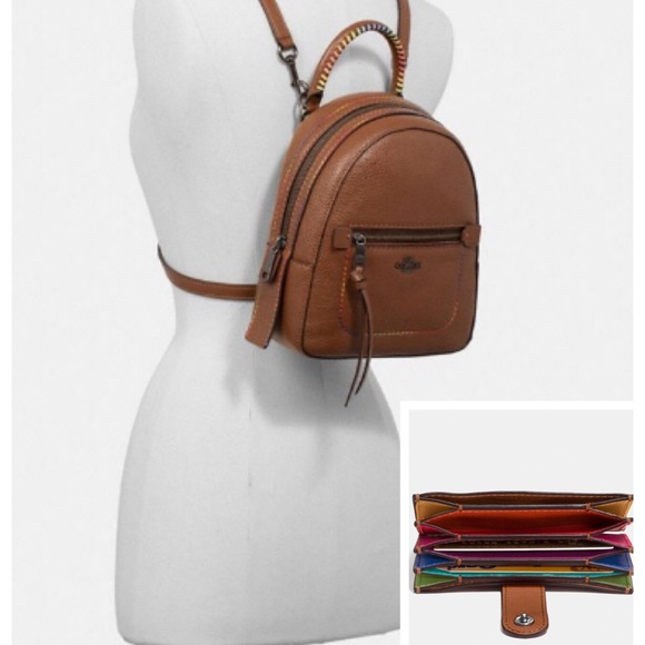 3d5d94567f76 Coach Bags | Andi Convertible Pack W Cardcase | Poshmark